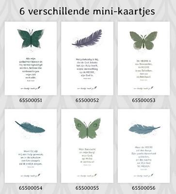 Setje 6 Minikaartjes SV