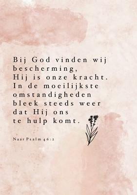 Bij God vinden wij bescherming