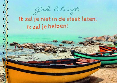 God belooft