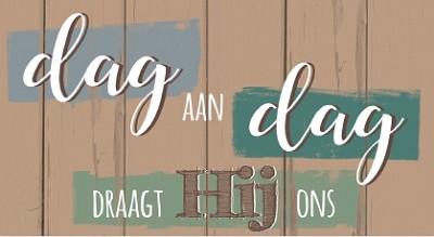 Dag aan dag