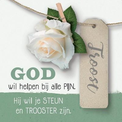 God wil helpen