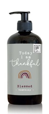 Handsoap Today I am thankful