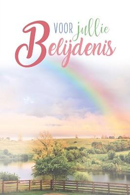 Wenskaart Voor jullie Belijdenis