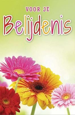 Minikaartje Voor je Belijdenis