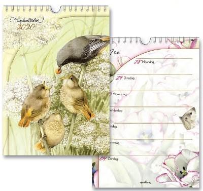 Marjolein Bastin Week Birds