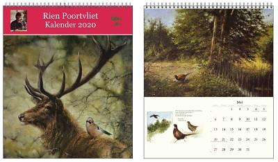 Rien Poortvliet kalender