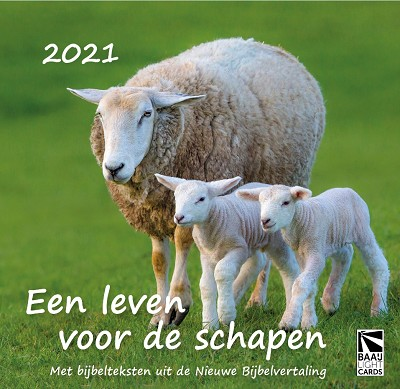 Kalender Een leven voor de schapen (NBV)