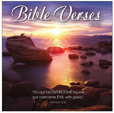 Maandnotitiekalender Bible Verses