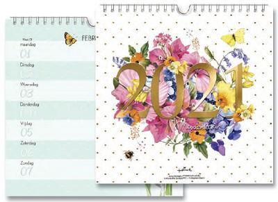 Weekkalender Square Marjolein Bastin
